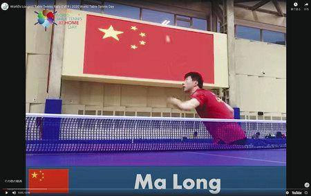 卓球 国際