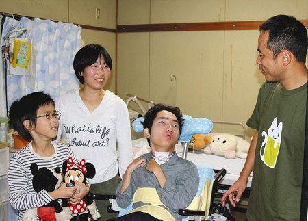 障害児も一緒に学ぶ場を 富士の父親、ネットで署名活動:東京新聞 ...