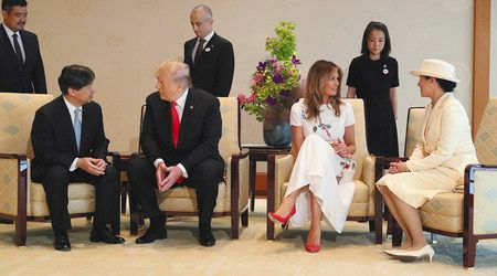 両陛下 初の国賓 会見なごやかに:東京新聞 TOKYO Web