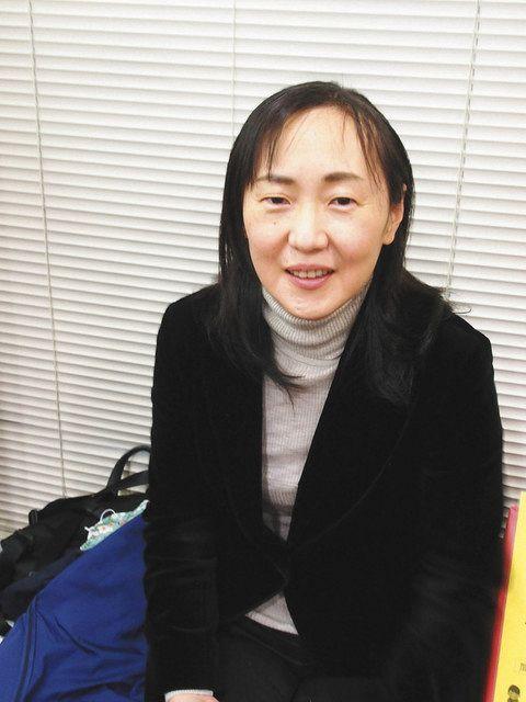 「旧姓使用の拡大では問題は解決しない」と話す飯田順子さん