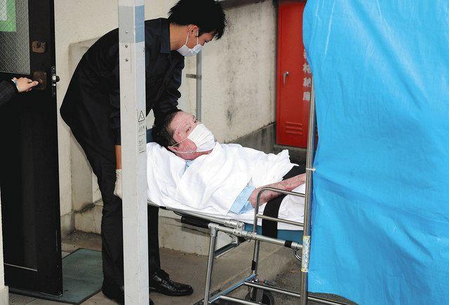 京アニ放火殺人で青葉容疑者を逮捕 発生から10カ月:東京新聞 TOKYO Web