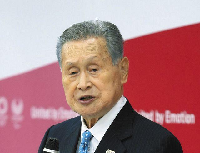 女性と言うにはあまりにもお年」森喜朗元首相、再び女性蔑視発言:東京新聞 TOKYO Web