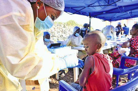 コンゴ、エボラ熱「感染拡大恐れ」 WHOが緊急事態宣言:東京新聞 ...