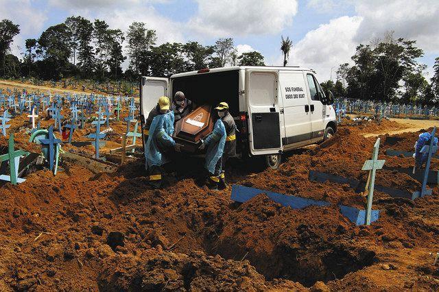 対策 ブラジル コロナ 国には頼れない… ブラジル最大級のスラムで住民たち主導のコロナ対策が展開中