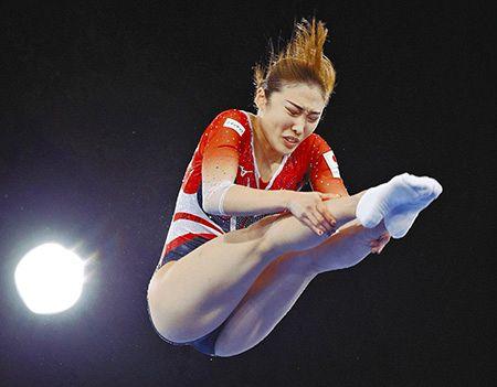 スポーツ編>トランポリン森選手「金」五輪へ:東京新聞 TOKYO Web