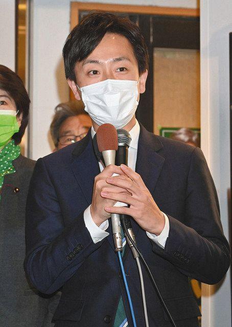 千代田 区長