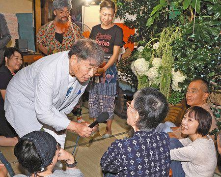 毒蝮三太夫 ラジオ生放送50年 「マムシの毒」は良薬!?:東京新聞 ...