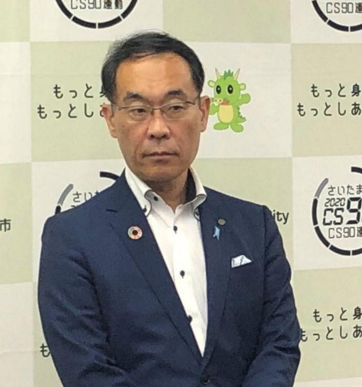 埼玉県の大野知事「リバウンドの兆候。解除要請を行う段階にない ...