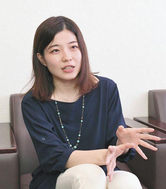 自分を託す生き方提示 『推し、燃ゆ』 作家・宇佐見りんさん(21):東京新聞 TOKYO Web