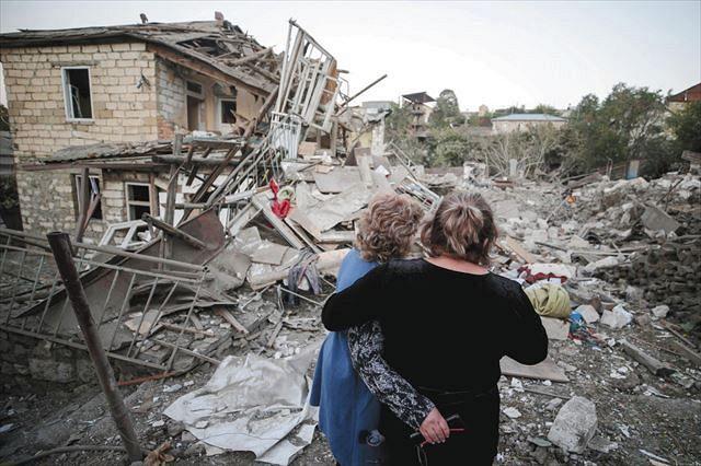アルメニアとアゼルバイジャンが3度目の停戦に合意 係争地 ...