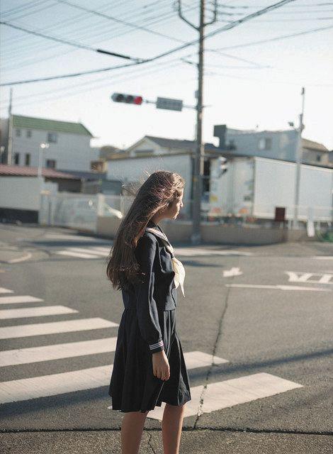 アイドルグループの「嵐」が好きという少女。将来は女優を目指している=埼玉県川口市で(斉藤さん提供)