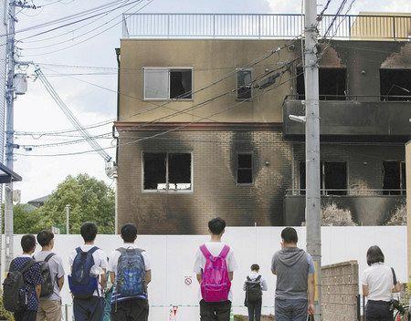 京アニ放火1週間 逮捕状、33人殺害容疑に:東京新聞 TOKYO Web