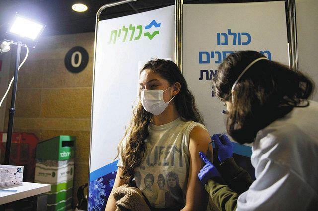 コロナ 数 イスラエル 感染 者