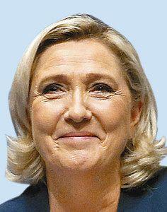 22年の仏大統領選 ルペン氏出馬表明:東京新聞 TOKYO Web