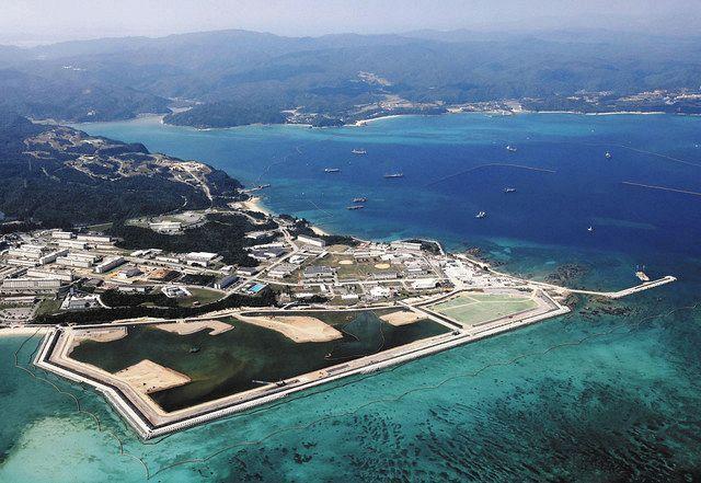基地ノー」vs「経済」 辺野古巡る民意争点 沖縄県議選:東京新聞 TOKYO Web