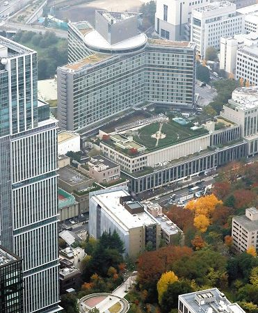 参院議員宿舎の家賃、庶民感覚と大きなズレ:東京新聞 TOKYO Web