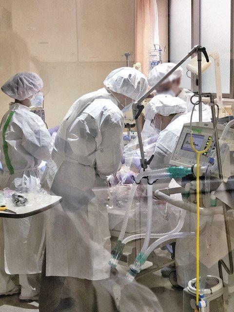 感染 院内 慶應 病院 【医療崩壊】慶応大病院で新型コロナ感染者4人確認 入院患者、いずれも院内感染
