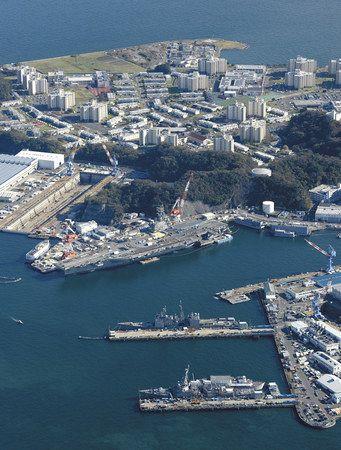 米 コロナ 横須賀 軍 基地