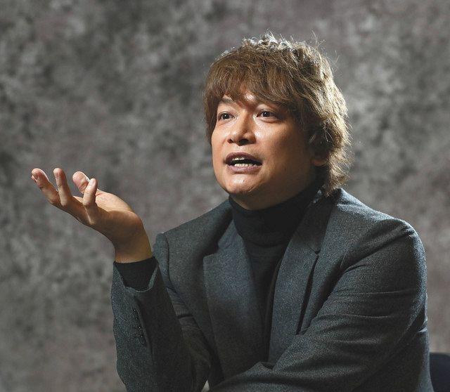 アノニマス 香取 慎吾