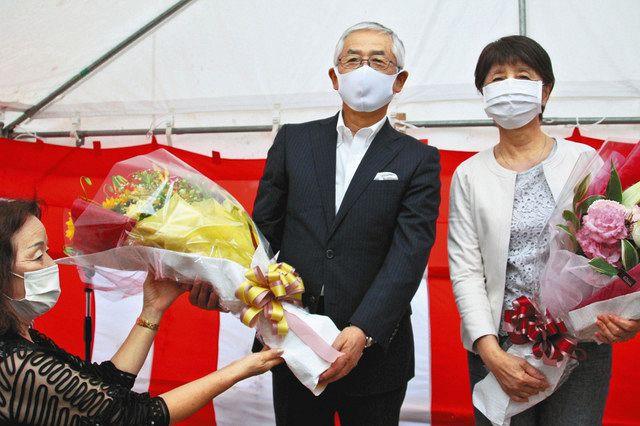 綾瀬市長選 古塩さん、無投票再選 市制施行以来初めて:東京新聞 TOKYO Web