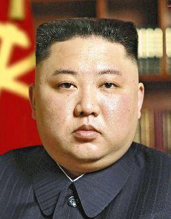 北 朝鮮 金 総 書記