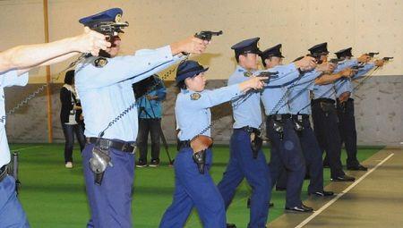 女性 兵庫 長 の 県警 巡査