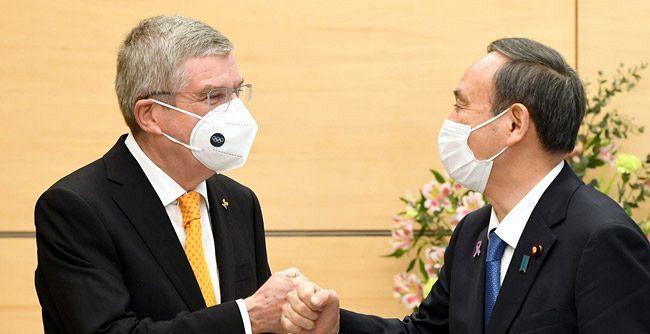 バッハ 会長 ioc 新型コロナ:IOC、東京五輪で857億円追加負担 バッハ会長表明