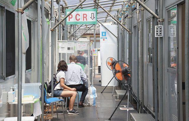 五輪開幕直前もコロナ感染急拡大 治療と検査に追われる救急病院:東京新聞 TOKYO Web