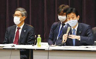 新型コロナ さらに感染増加すれば「緊急事態宣言が視野に」西村経産相 東京23区はステージ3相当