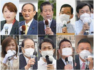 【詳報】東京都議選 自民が都議会第1党、過半数はならず 女性が最多の41人当選