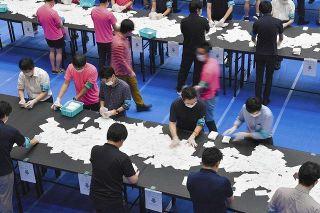 2020 東京都知事選 開票結果と最新ニュース