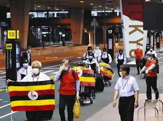 東京五輪出場で来日のウガンダ選手団の1人、成田空港で新型コロナ陽性判明 陰性の8人は大阪府泉佐野市へ