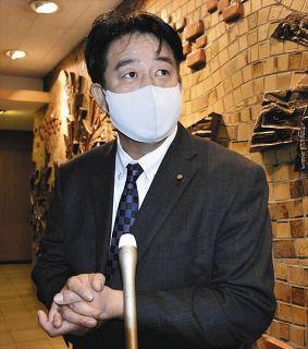 署名偽造関与は「お話しできない」 愛知県知事リコール運動事務局幹部の常滑市議、県警の事情聴取認める