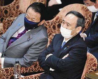 菅首相長男の接待官僚は計13人に 一夜で1人7万4000円超も 武田総務相「行政、歪められてない」