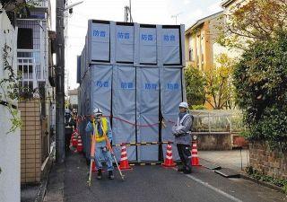 「もう、ここには住めない」 地下を日本最大のシールドマシンが通過、自宅の真下に高さ4mの空洞が… 調布・外環道トンネル工事