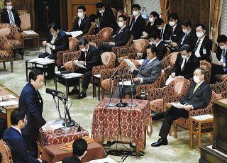 菅首相、安倍氏の国会説明を拒否 立民・枝野氏は首相に「知らなかったでは済まされない」