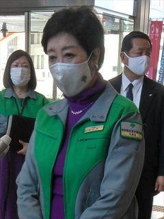 <新型コロナ>東京都で新たに618人の感染確認、今年に入って最少 重症者数は148人