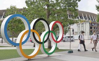 「東京五輪を中止できるのは誰か」日本政府の主導で可能 米紙が伝える