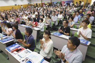 東京五輪・パラのボランティア 辞退者相次ぐ 「国民が歓迎するイベントなのか」