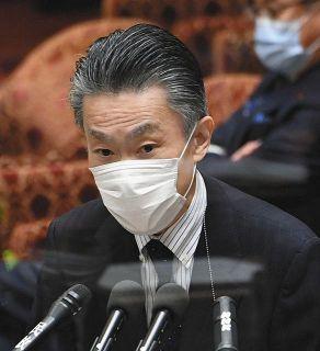 菅首相の長男接待問題、総務省が秋本局長らを更迭 官房長官「通常の人事異動」と強調