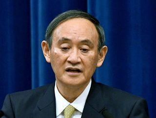 菅首相 緊急事態解除も記者会見開かず 「同じ質問ばかり」と取材対応18分