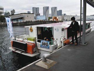 「タイミングは悪いけど中止はしない」 小池知事「外出自粛」を呼びかけも 東京都が屋形船クルーズ決行