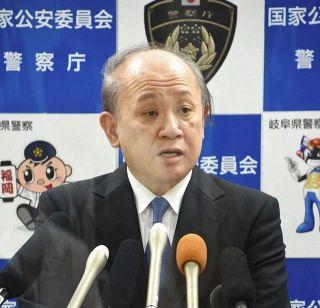【動画】中村格警察庁長官が就任会見 伊藤詩織さん巡る対応問われ「法と証拠に基づき」と繰り返す
