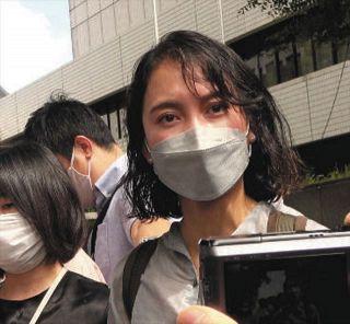 「裁判の内外で反論を超えた中傷をされた」伊藤詩織さんが山口敬之氏に損害賠償求めた訴訟の控訴審 判決は来年1月【動画あり】