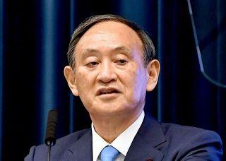 菅首相 五輪「中止の選択肢ない」 東京のコロナ感染、最多の2848人も