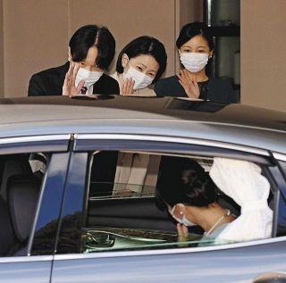 【全文】秋篠宮ご夫妻、佳子さまがコメント「自分たちなりの形で、幸せな家庭を築いて」