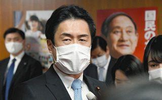 自民・白須賀氏が緊急事態宣言中に女性と高級ラウンジ訪問し離党へ 次期衆院選出馬も断念