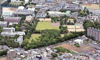 三菱UFJが自社運動場6ヘクタール一般開放へ 西東京市と24日に協定 テニスコートや図書施設も