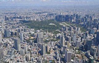 【東京コロナ速報・25日】東京入管の収容施設で外国人男性55人と職員6人が感染
