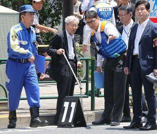 池袋乗用車暴走事故 飯塚被告「車の不具合、再起動で元に戻った」【詳報・被告人質問】